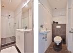 toilet en badkamer